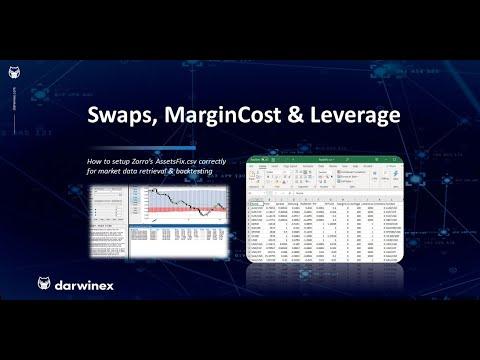 Rollover Interest / Swaps, MarginCost & Leverage | Algorithmic Trading with Zorro @ Darwinex (3)