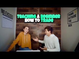 Teaching A Beginner How To Trade Stocks In 20 Minutes