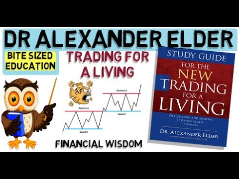 TRADING FOR A LIVING Dr Alexander Elder – Professional Stock Trader.